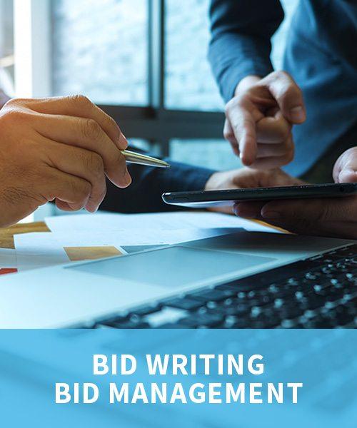 bid writing bid management